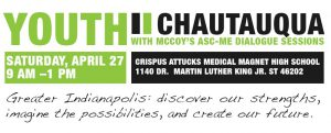 Register for Youth Chautauqua