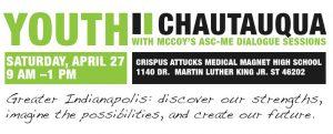 Register for Youth Chautauqua
