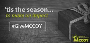 Give MCCOY